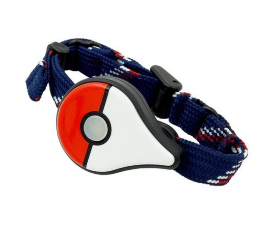 Pokémon GO watch accessory